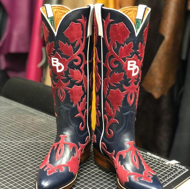Womens Custom Boots