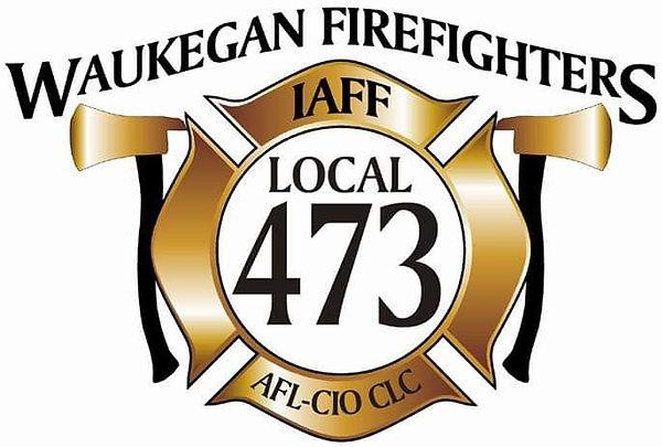 IAFF Local 473 Logo
