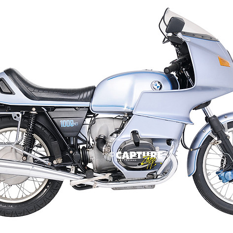 R 100 RS 1977