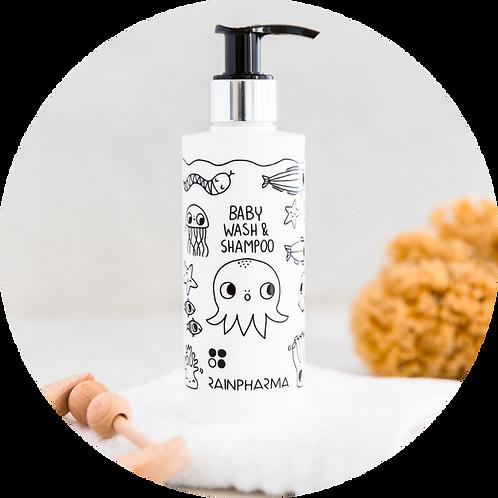 Baby Wash & Shampoo • Rainpharma