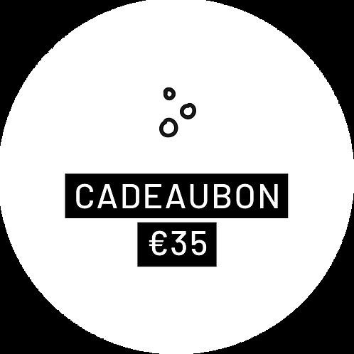 Cadeaubon €35