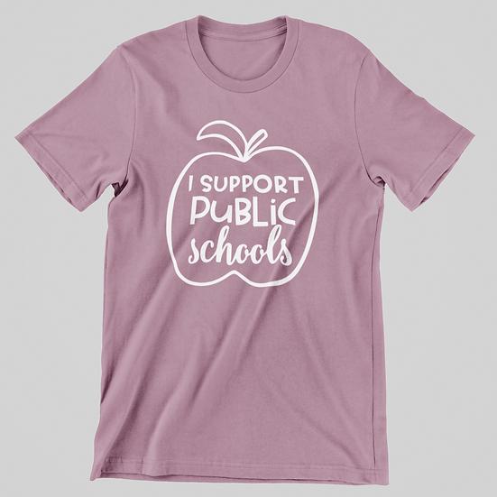 Public Schools Short Sleeve Tee