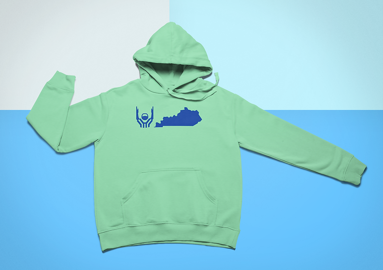 Touchdown KY Hoodie