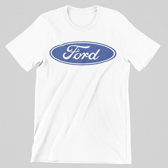 Ford Oval Short Sleeve Tee