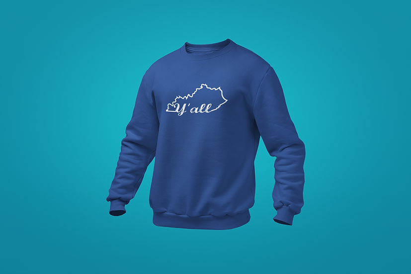 KY Y'all Sweatshirt