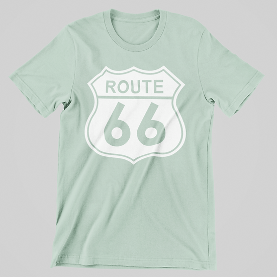 Route 66 Short Sleeve Tee