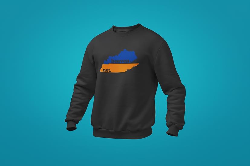 Heaven/Not Sweatshirt