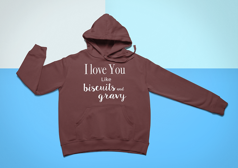 Biscuits And Gravy Hoodie