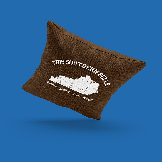 Southern Belle Pillow