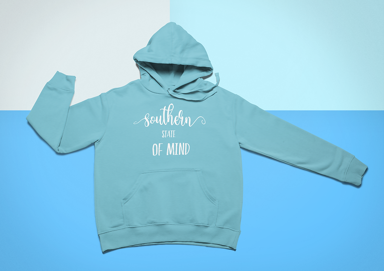 Southern State Of Mind Hoodie