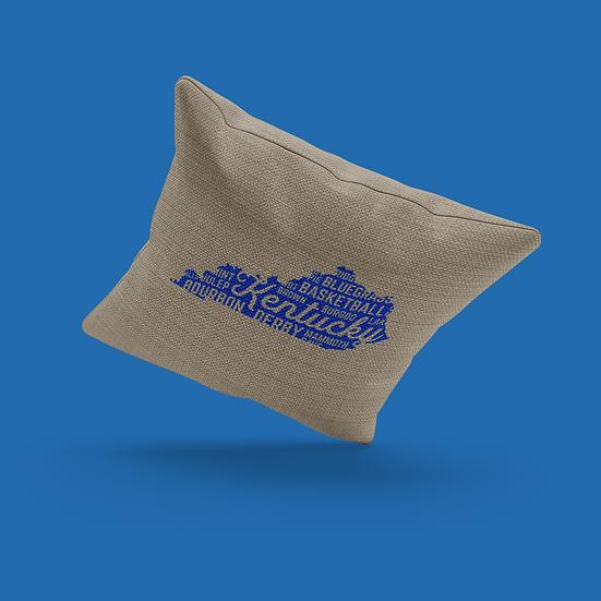KY Heritage Pillow