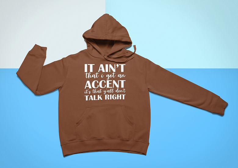 Accent Hoodie