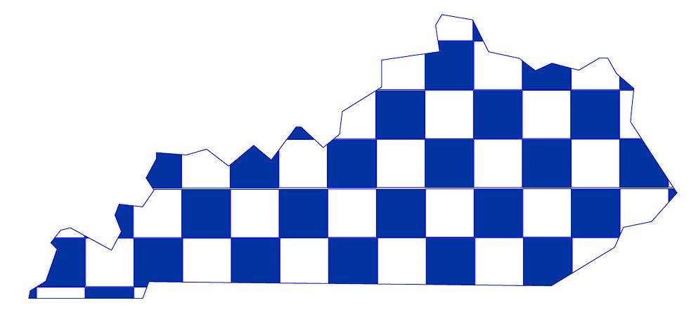 Kentucky Checkerboard