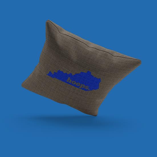 KY Hoops Pillow