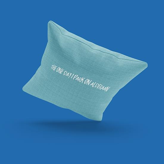 Alderaan Pillow