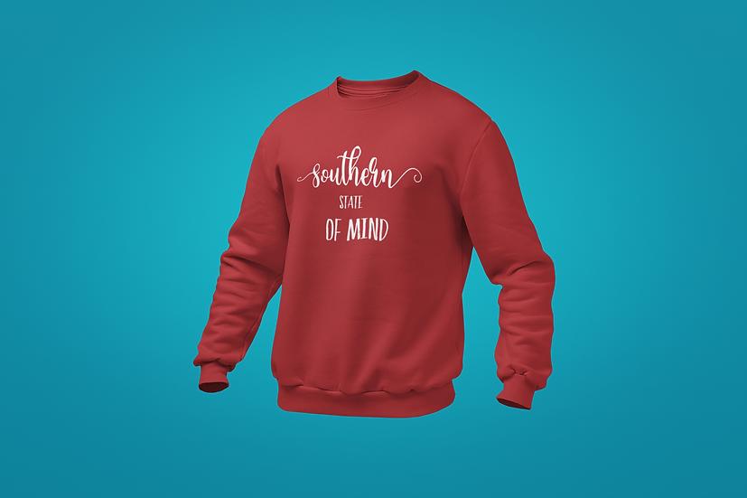 Southern State Of Mind Sweatshirt
