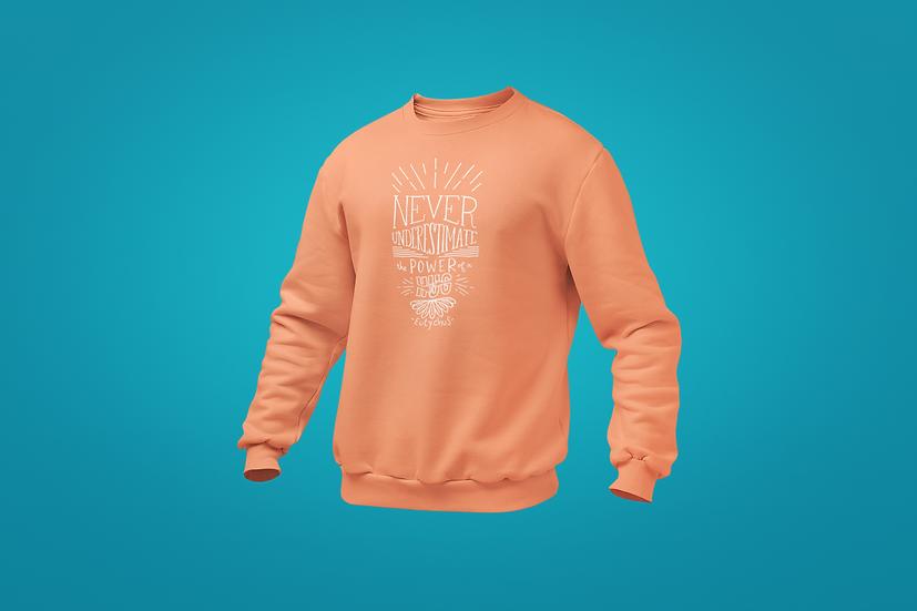 Power Of A Hug Sweatshirt