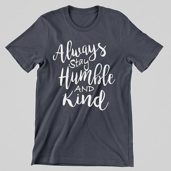 Humble and Kind Short Sleeve Tee