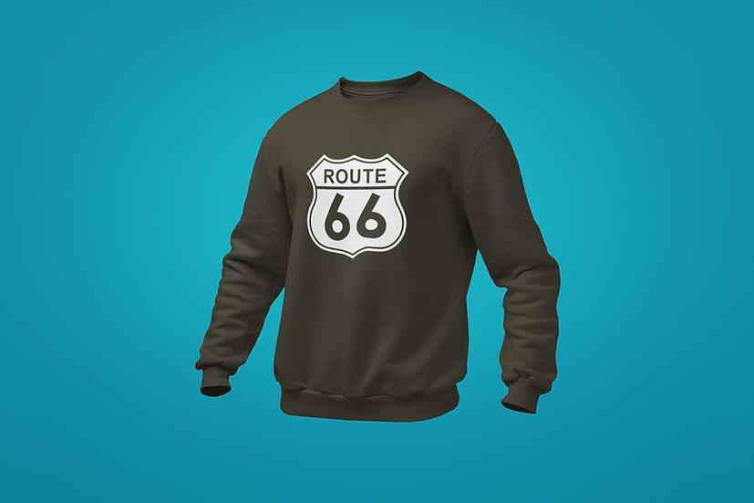 Route 66 Sweatshirt