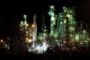industrial supply petrochemical company