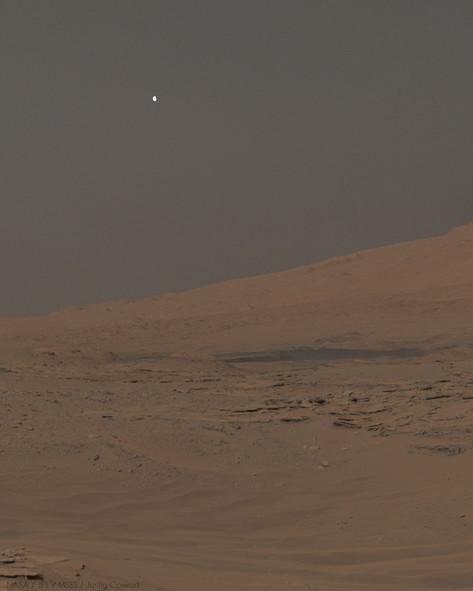 Moonset Behind Mt_ Sharp - Sol 613.jpeg