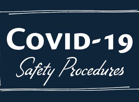 COVID-19 Procedures & Information