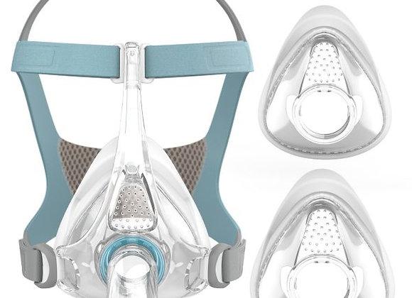 Vitera Full Face CPAP Mask FitPack