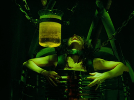"""Rob Zombie Helped Keep 'Saw III' From Being NC-17. """"Spiral' Was Even harder to Get Rated-R..."""