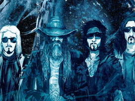 Rob Zombie Forms New Band, L.A. Rats, with Nikki Sixx & John 5... First Song Drops Later Today!