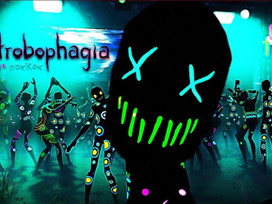 NEW TRAILER   Rave Horror Video Game, Sets Out to Combine Neon Colors and Fear... 'Strobophagia'