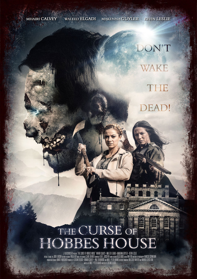 THE CURSE OF HOBBES HOUSE