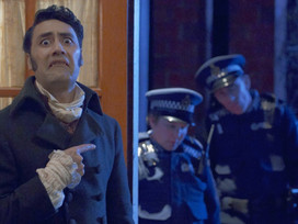 "'What We Do in the Shadows' Spinoff, ""Wellington Paranormal"" Premiering in the U.S This July!"