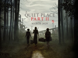 BREAKING | 'A Quiet Place Part II' is Certified FRESH (91%) on ROTTEN TOMATOES!