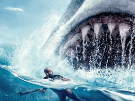 'The Meg' Sequel Likely Not Filming Until 2022.