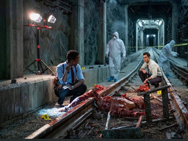 IMAGE | Check Out This EXTREMELY Gory Shot Released From Upcoming 'Saw' Reboot, 'Spiral'...