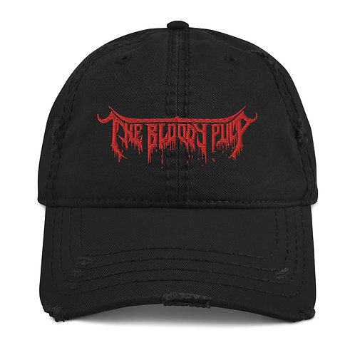 The Bloody Pulp Dad Hat
