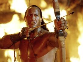 Universal Rebooting 'The Scorpion King'... Dwayne Johnson Producing!
