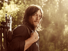 Norman Reedus Taking on Another Comic/Graphic Novel Epic! 'Undone by Blood' Will release on AMC!