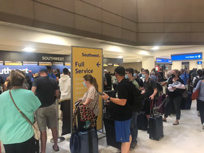 Southwest Airlines Leaves Travelers Stranded After Thousands of Flights Cancelled or Delayed