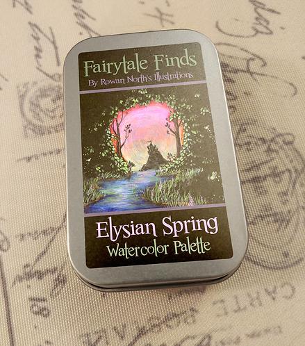 Elysian Spring Watercolor Set