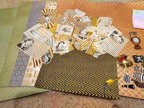 Crafting Grab Bag- Shiny