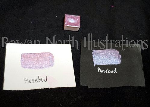 Rosebud Single Half Pan Watercolor