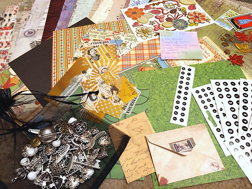 Crafting Grab Bag- Random