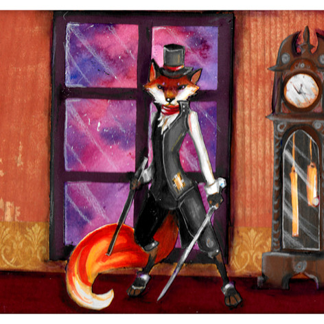 mysterious foxgrimm.jpg