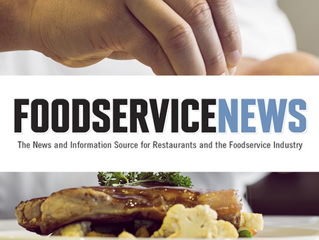 FoodService News Talks to Bruce