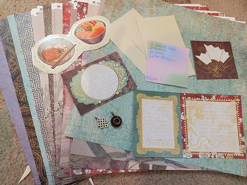 Crafting Grab Bag- Asian