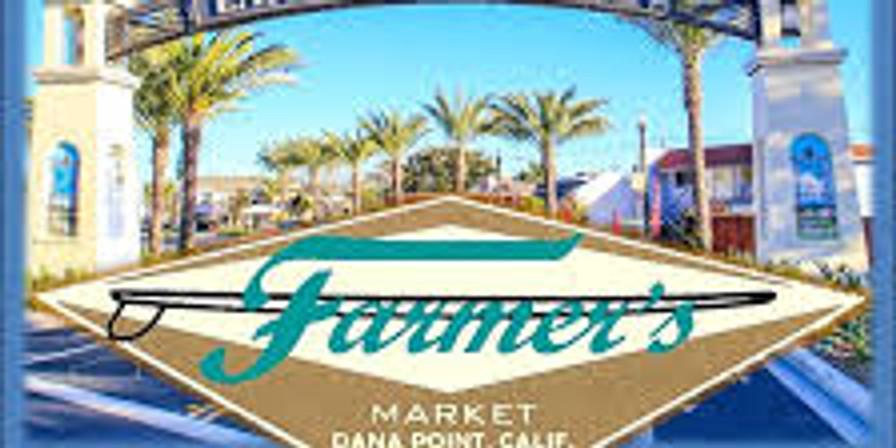 Dana Point Farmers Market- Every Saturday (1)