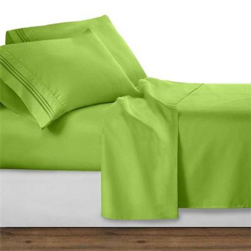-GARDEN GREEN SHEET SET