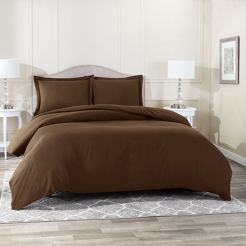 -CHOCOLATE DUVET