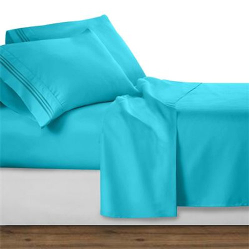 BEACH BLUE SHEET SET